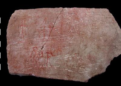 Cerámica. 19 x 10,5 cm. Reino Nuevo, dinastía XVIII