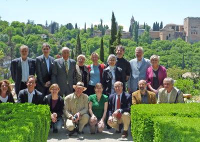 Theban Symposium: Family Photo.