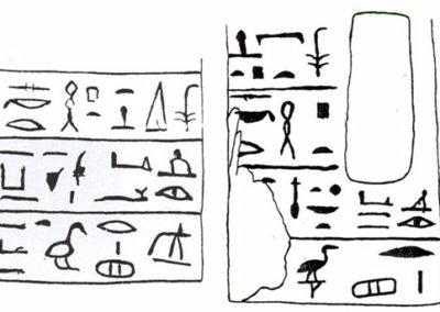 Djehuty, Comisionado de Hierakómpolis