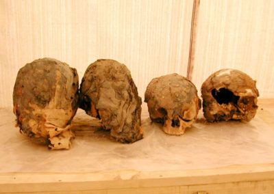Preliminary Report on the Mummified Remains