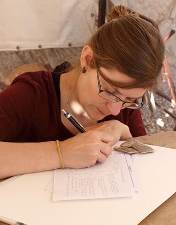 Charlotte Hunkeler | Proyecto Djehuty