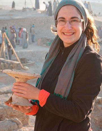 María Gónzalez | Proyecto Djehuty