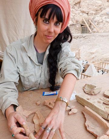 Marisol Solchaga | Proyecto Djehuty