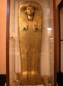 Ataúd de la reina Ahhotep