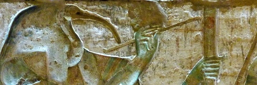 Pincipales divinidades de Tebas