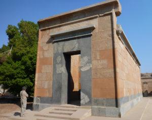 Capilla Roja de Hatshepsut
