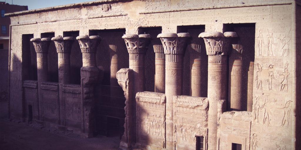 El templo de Satet. Isla Elefantina