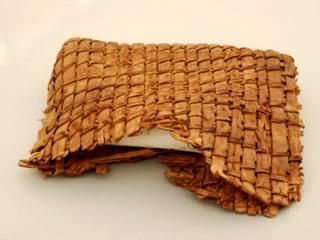 Objetos de cestería