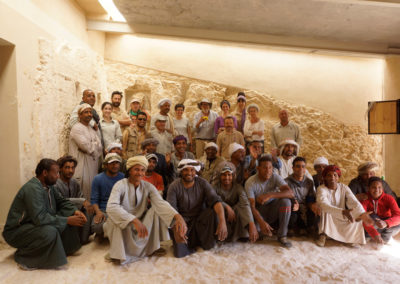 La última foto de grupo, con los que quedamos hasta el final, para agradecer el apoyo a los patrocinadores, grandes y pequeños.