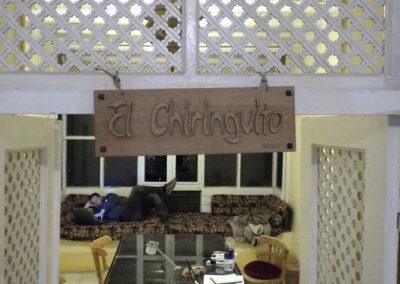 El Chiringuito, sitio perfecto para el trabajo y el relax.
